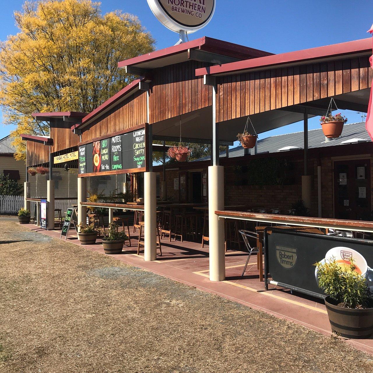 Map Australia 4371.Yangan Hotel Motel 2018 Reviews Photos Of Hotel Tripadvisor