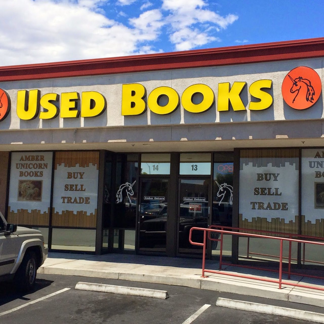 Amber Unicorn Books Las Vegas 2020 All You Need To Know Before You Go With Photos Tripadvisor La $a0,prompt1 li $v0,4 syscall #asks for first integer. amber unicorn books las vegas 2020