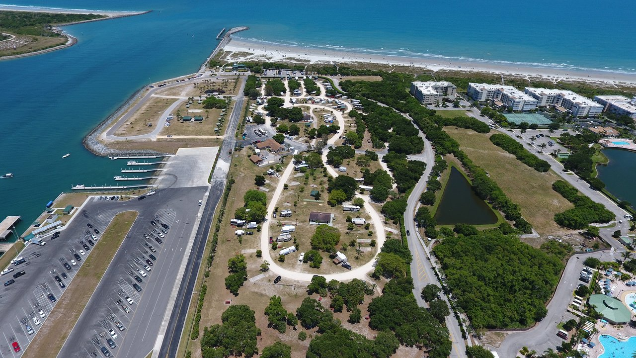 JETTY PARK CAMPGROUND Updated 2019 Reviews Cape Canaveral FL