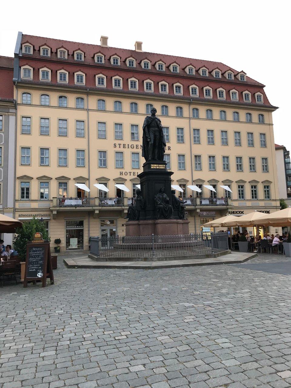 STEIGENBERGER HOTEL DE SAXE: Bewertungen, Fotos & Preisvergleich ...