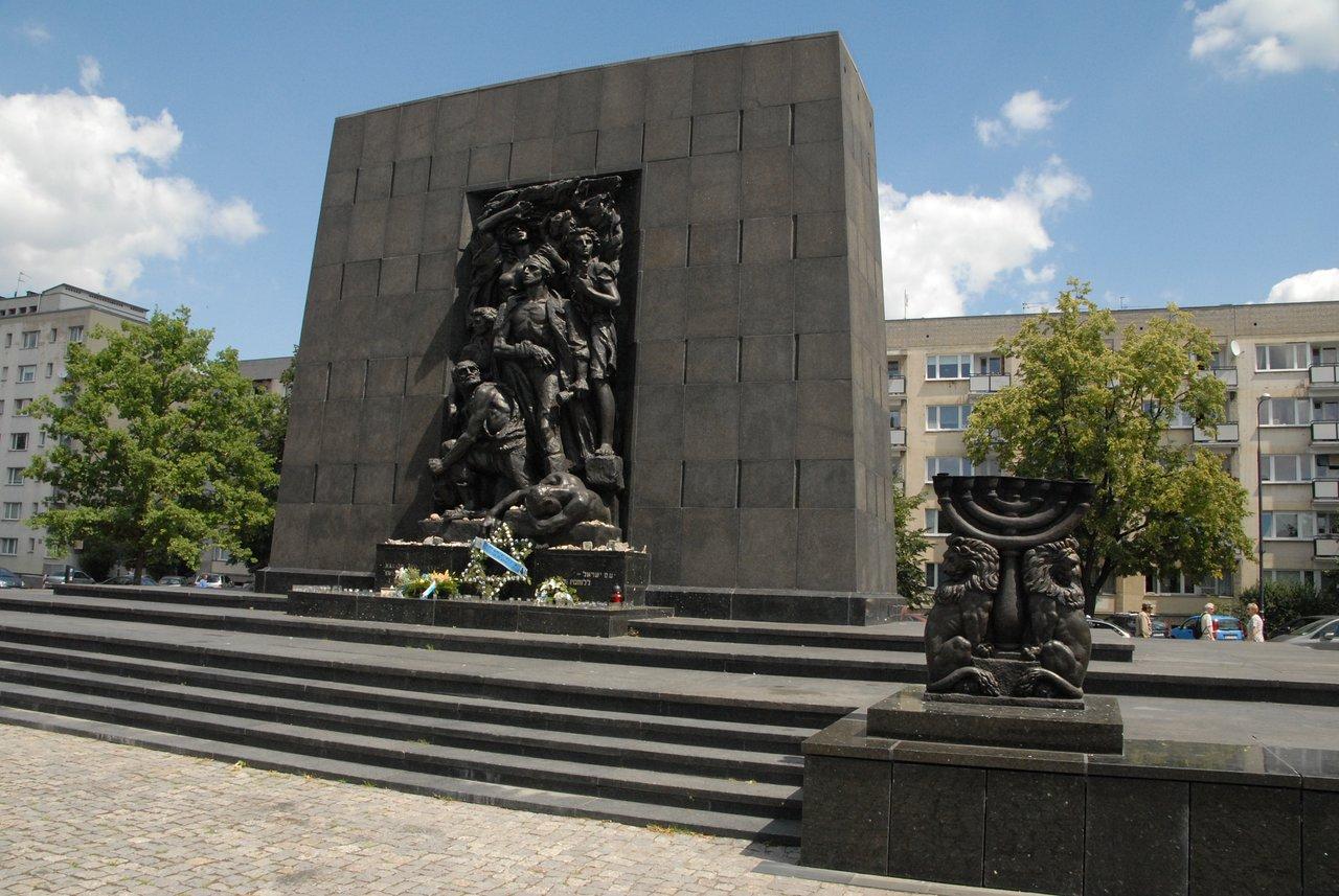 Warsaw Ghetto Varsova Puola Arvostelut Tripadvisor