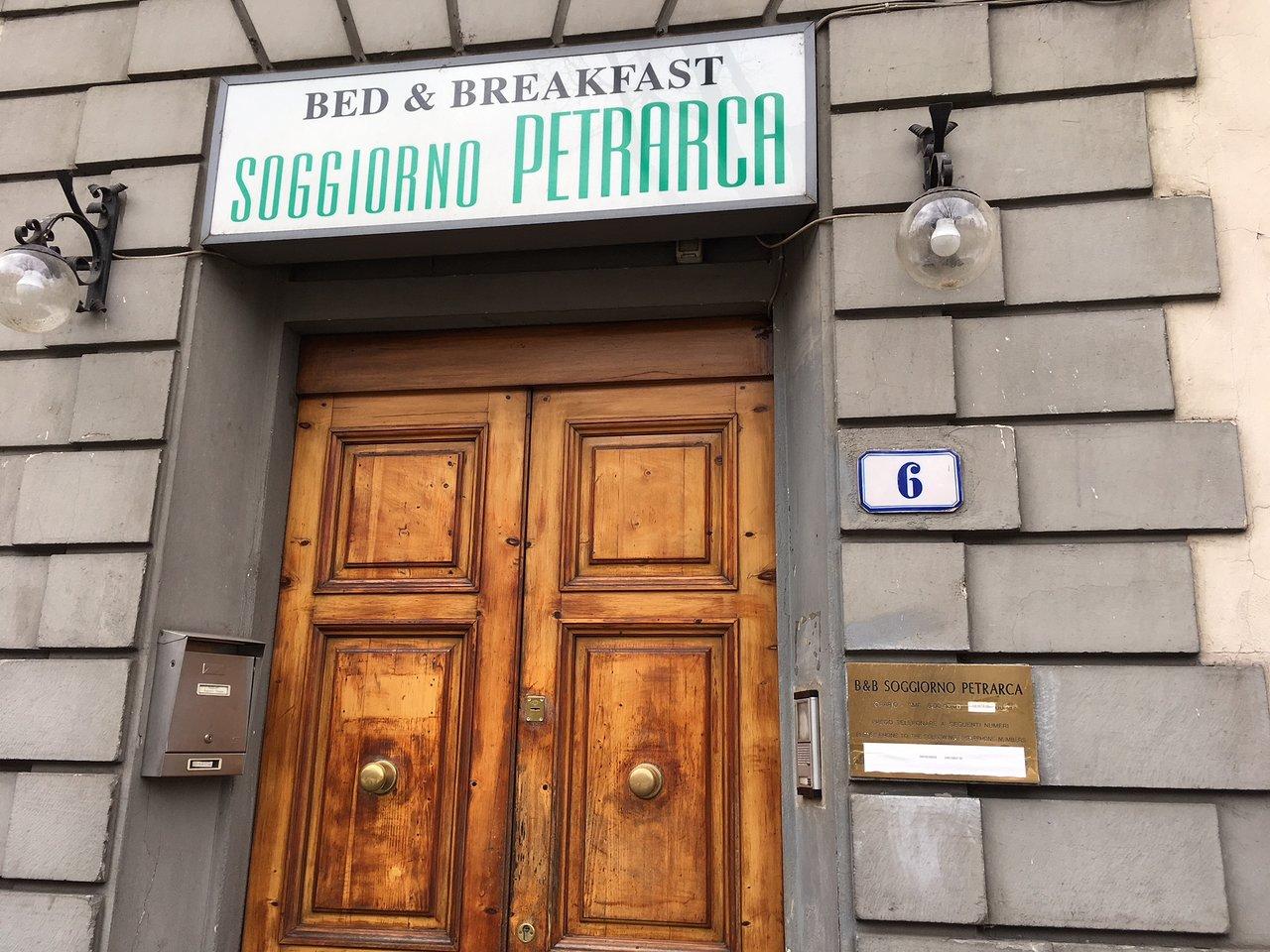 B&B SOGGIORNO PETRARCA (Firenze): Prezzi 2019 e recensioni