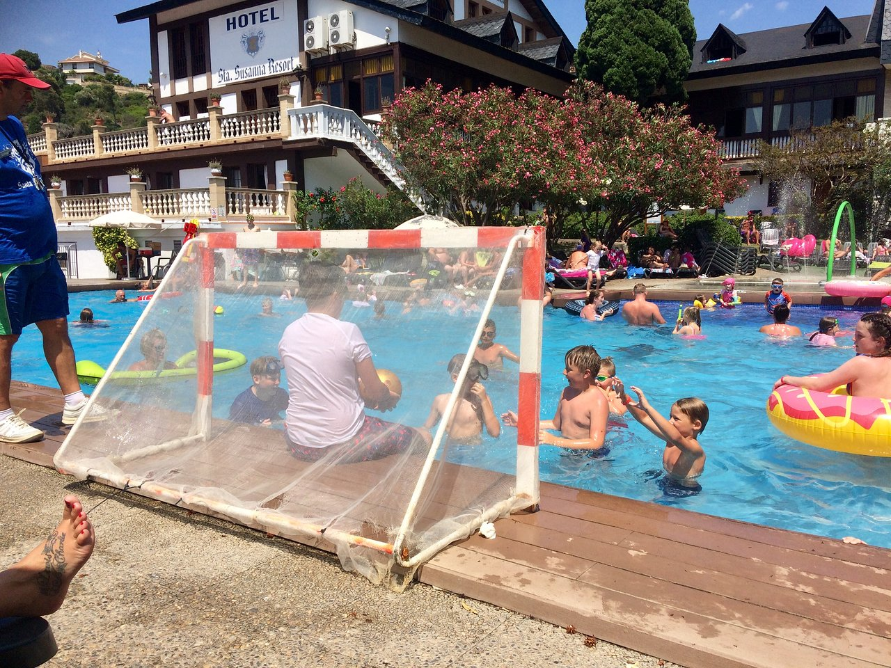 Santa Susanna Resort Prices Hotel Reviews Spain