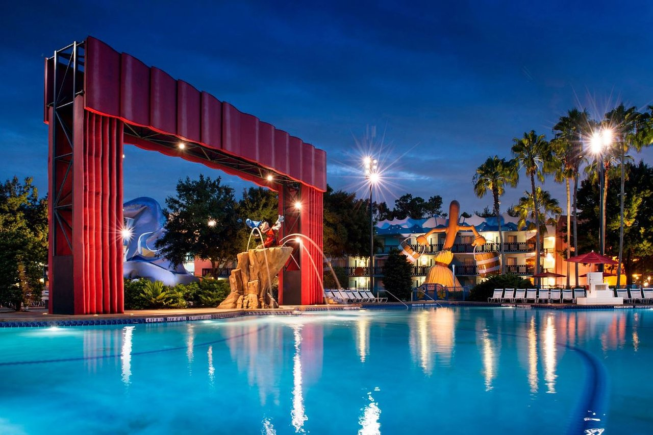 Walt Disney World Hotel for Every Budget featured by top US Disney blogger, Marcie and the Mouse