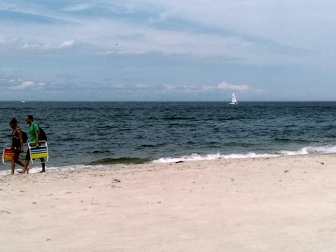 Picture Of Crane Beach