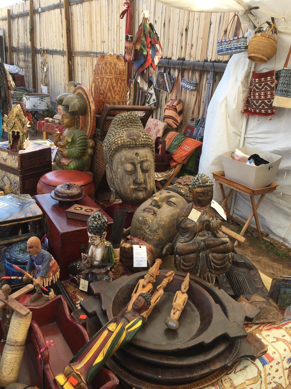Santa Fe Flea Market Fé