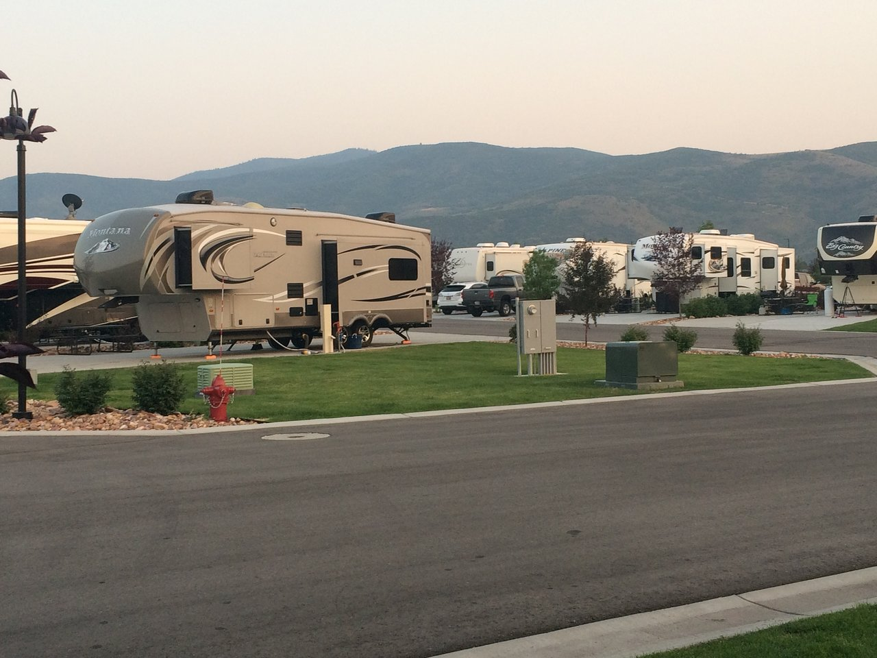mountain valley rv resort - campground reviews (heber city, utah