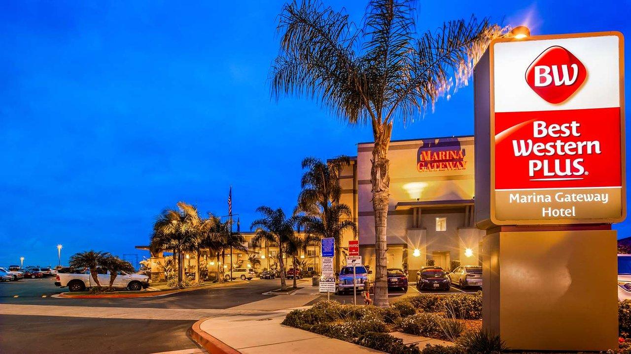BEST WESTERN PLUS MARINA GATEWAY HOTEL $101 ($̶1̶6̶2̶