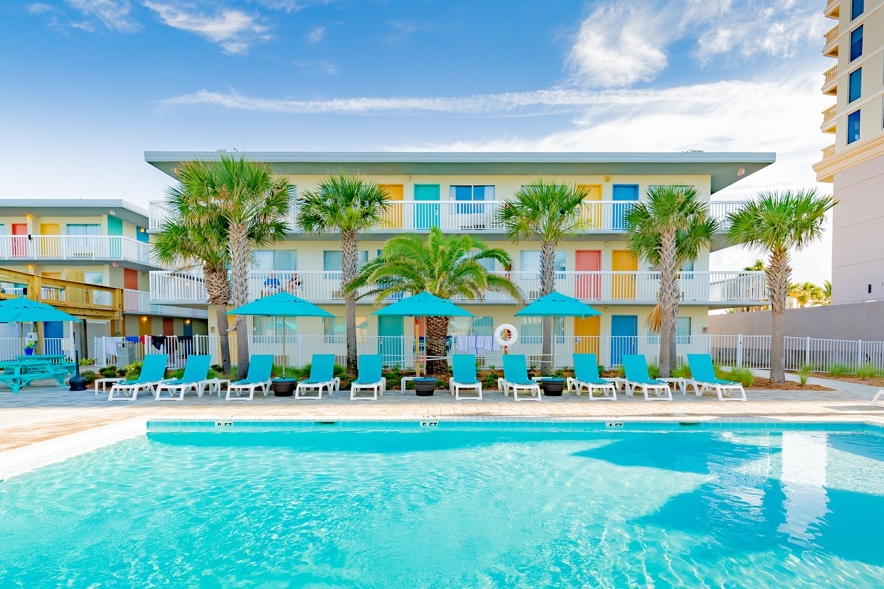 Days Inn By Wyndham Pensacola Beachfront 84 1 2 7 Updated 2018 Prices Resort Reviews Beach Fl Tripadvisor