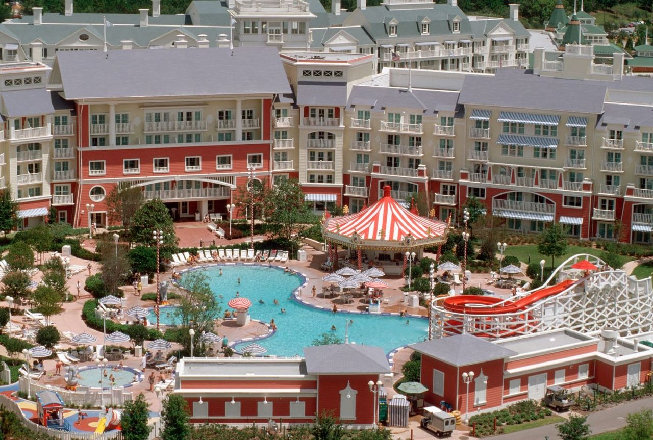 DISNEY\'S BOARDWALK INN - Updated 2019 Prices & Hotel Reviews ...