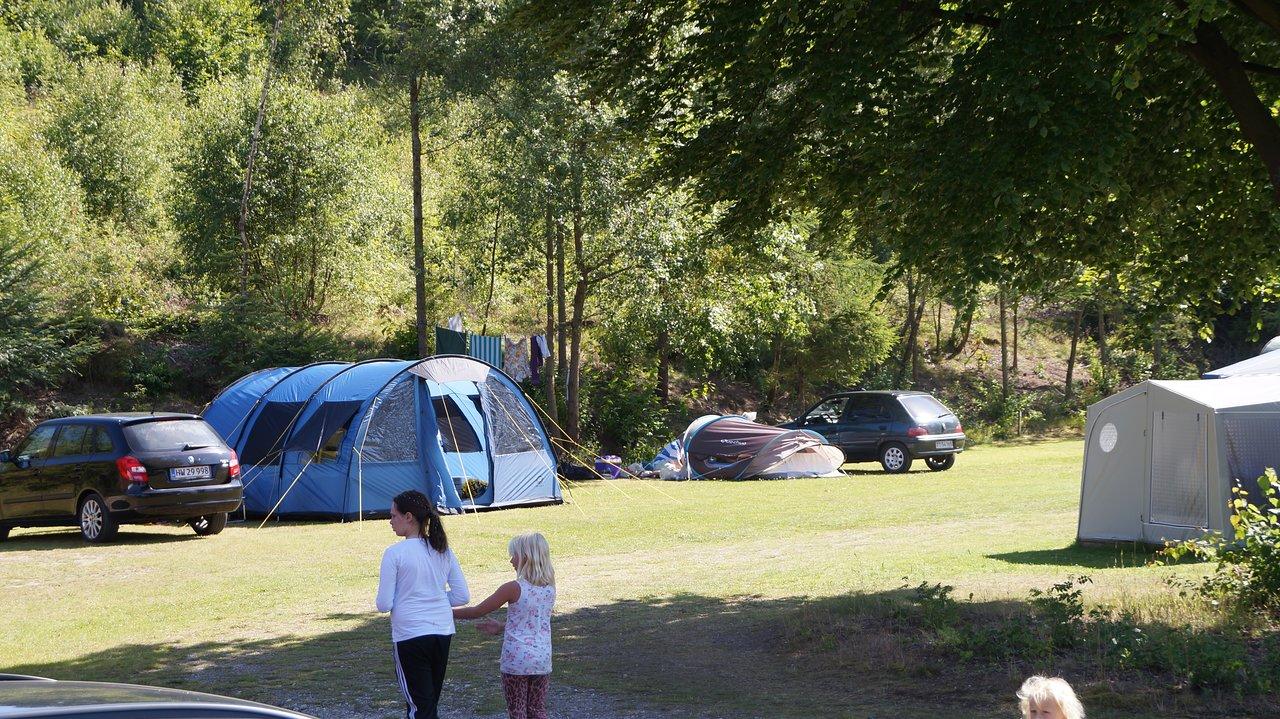 Krakaer Camping Ebeltoft Danmark Campingplads Anmeldelser