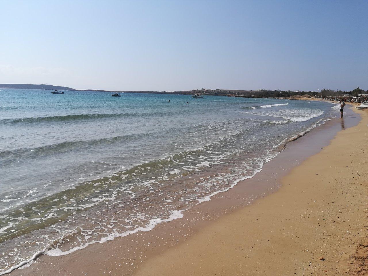 Santa Maria Beach Paros 2020 Ce Qu
