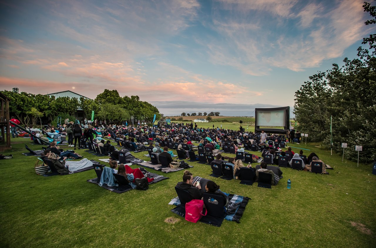 The Galileo Open Air Cinema (Cape Town Central)