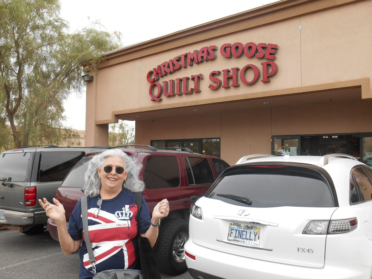 The Christmas Goose Quilt Shop Las Vegas 2020 All You Need To