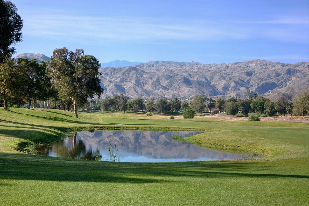 Welk Resort Golf Course   Picture of Welk Resorts Palm Springs ...