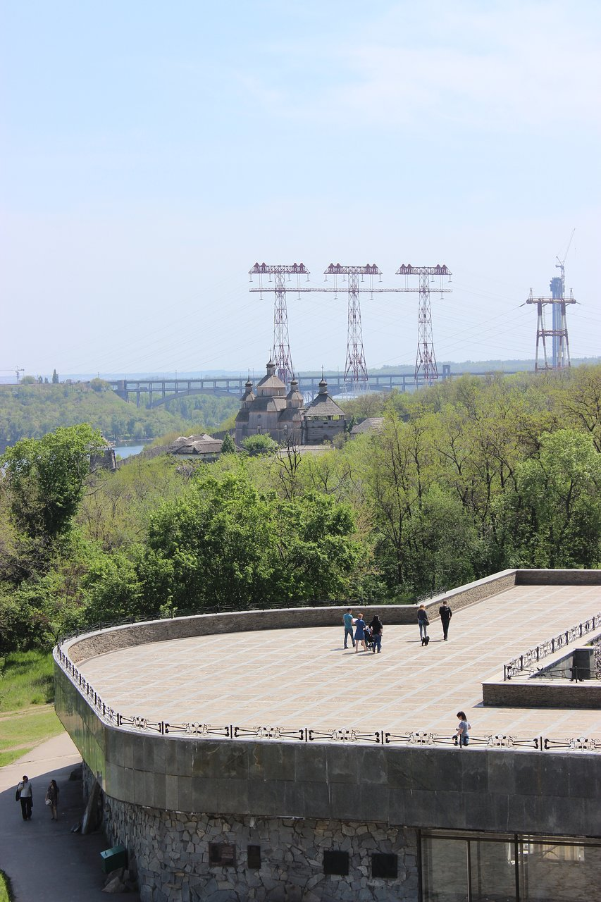 Architecture Zaporizhia: a selection of sites