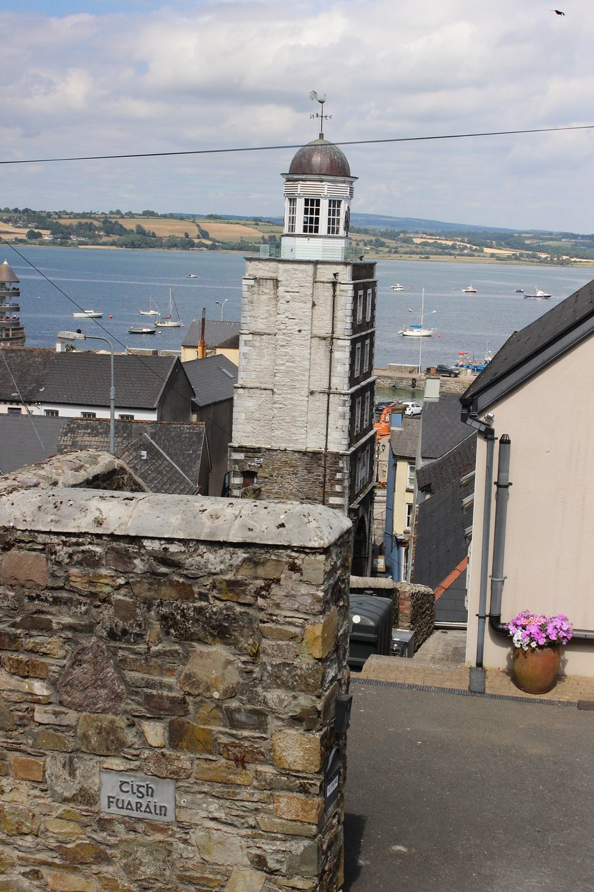 Contact The Walter Raleigh Hotel in Youghal, East Cork