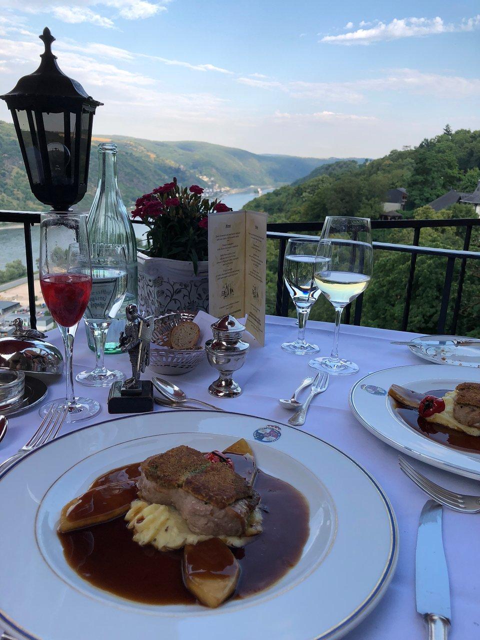 Castle Hotel Auf Schoenburg Updated 2018 Prices Reviews Germany Oberwesel Tripadvisor
