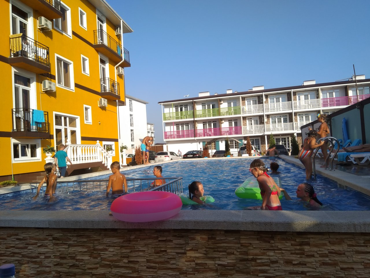 Anapa hotels: photos and reviews of tourists. Anapa hotels are all inclusive. Hotel rating Anapa 38