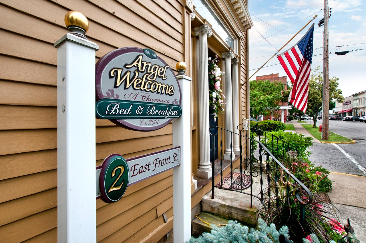 ANGEL WELCOME BED AND BREAKFAST - UPDATED 2018 B&B Reviews & Price  Comparison (Milan, OH) - TripAdvisor