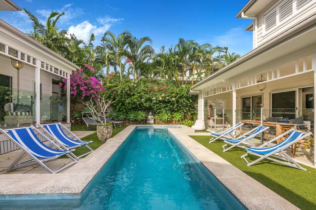Aaman Cinta Luxury Guesthouse Villas Updated 2018 Prices Guest House Reviews Byron Bay Australia Tripadvisor
