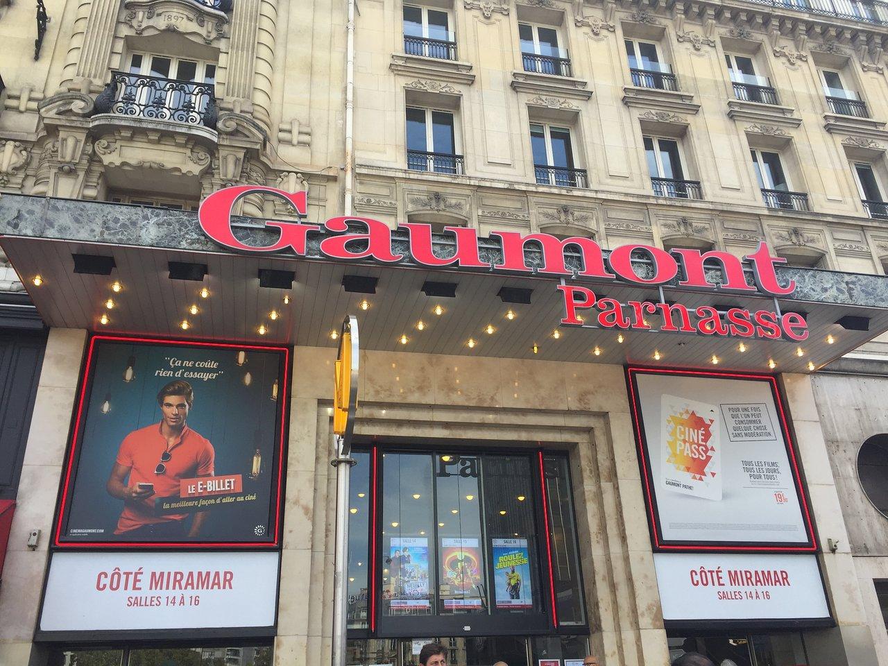 Magasin Trois Fois Rien Paris 14 cinema gaumont parnasse (paris) - 2020 all you need to know