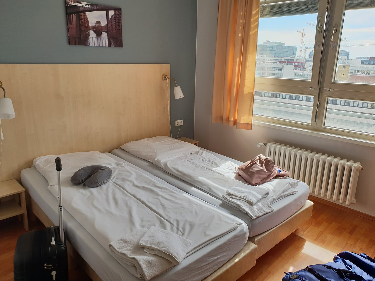 A&O HAMBURG CITY ab 54€ (8̶0̶€̶): Bewertungen, Fotos ...
