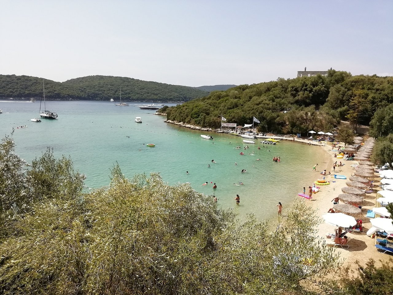 Zeri Beach (Syvota) - 2020 All You Need to Know BEFORE You Go ...
