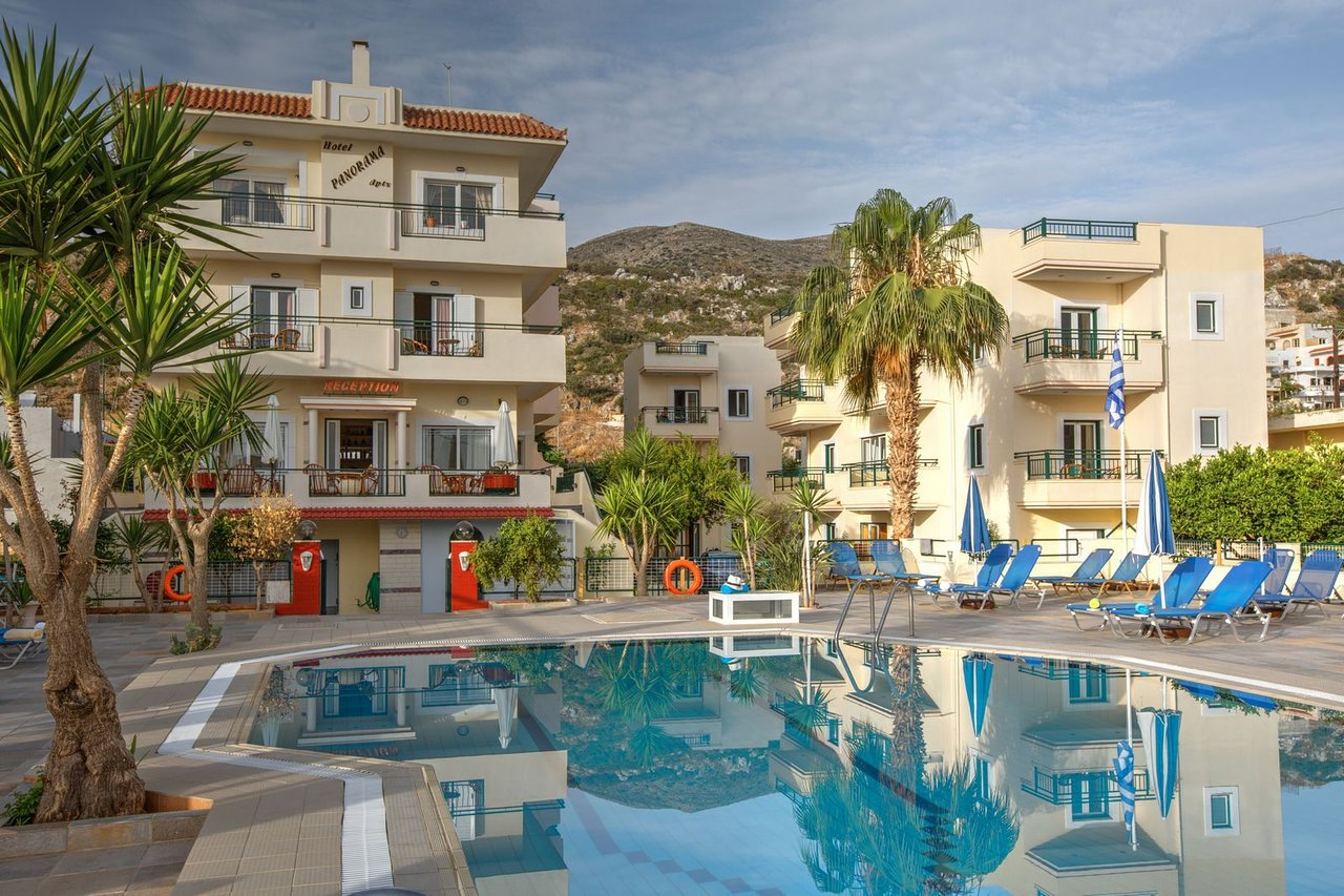 Hotel Panorama Stalidos Prices Reviews Crete Stalis Greece Tripadvisor