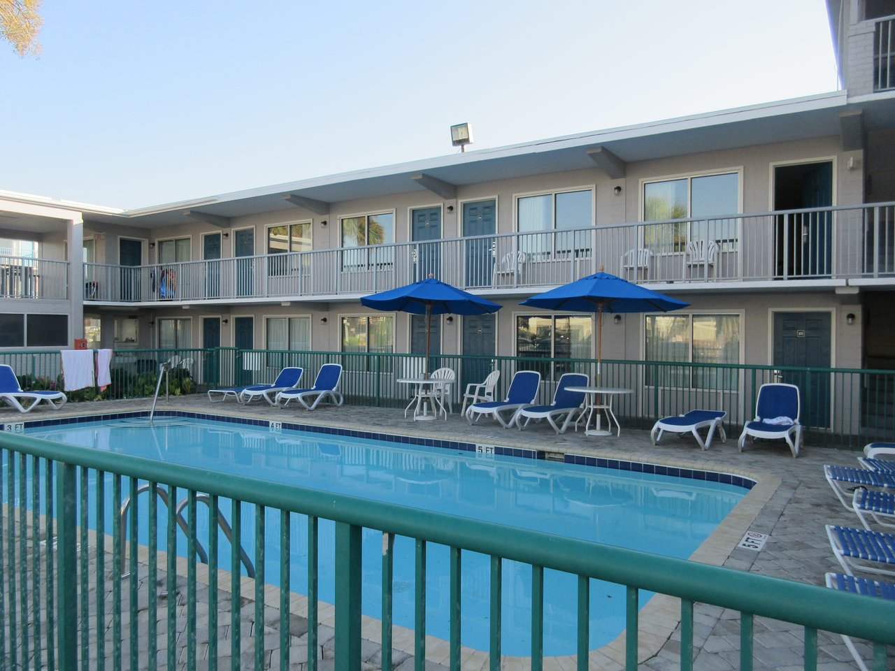 Admiral Motor Inn S Motel Reviews Myrtle Beach Sc