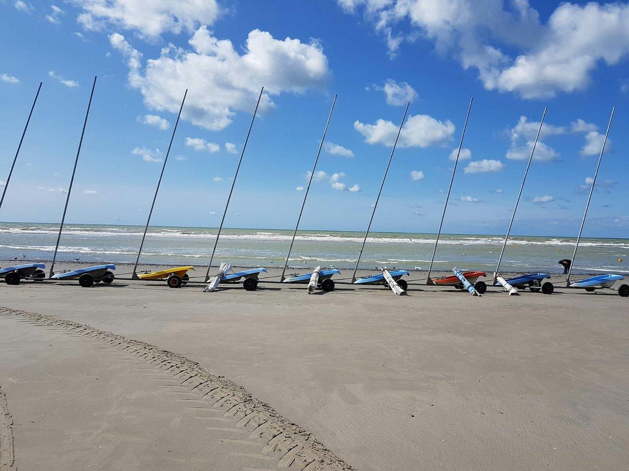 Club Nautique De Nice club de char a voile eolia (fort-mahon-plage) - 2020 all you