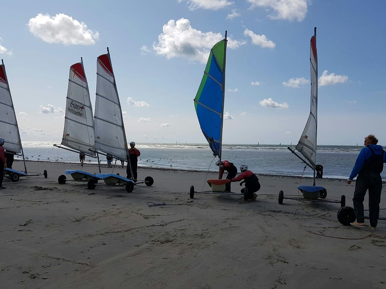 Club De Char A Voile Eolia Fort Mahon Plage 2020 All You Need To Know Before You Go With Photos Tripadvisor