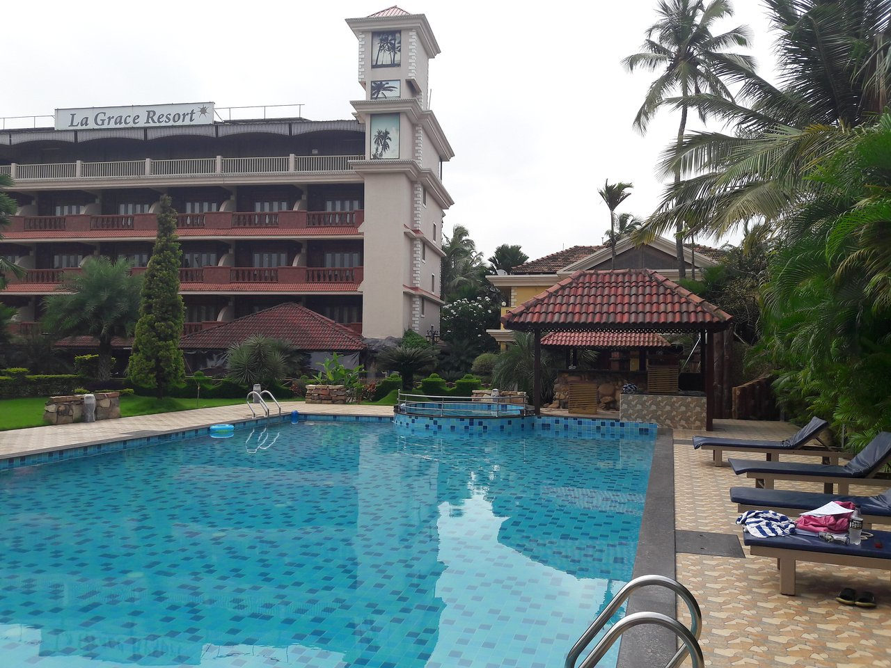 La Grace Resort (India Goa): description and reviews of tourists 93