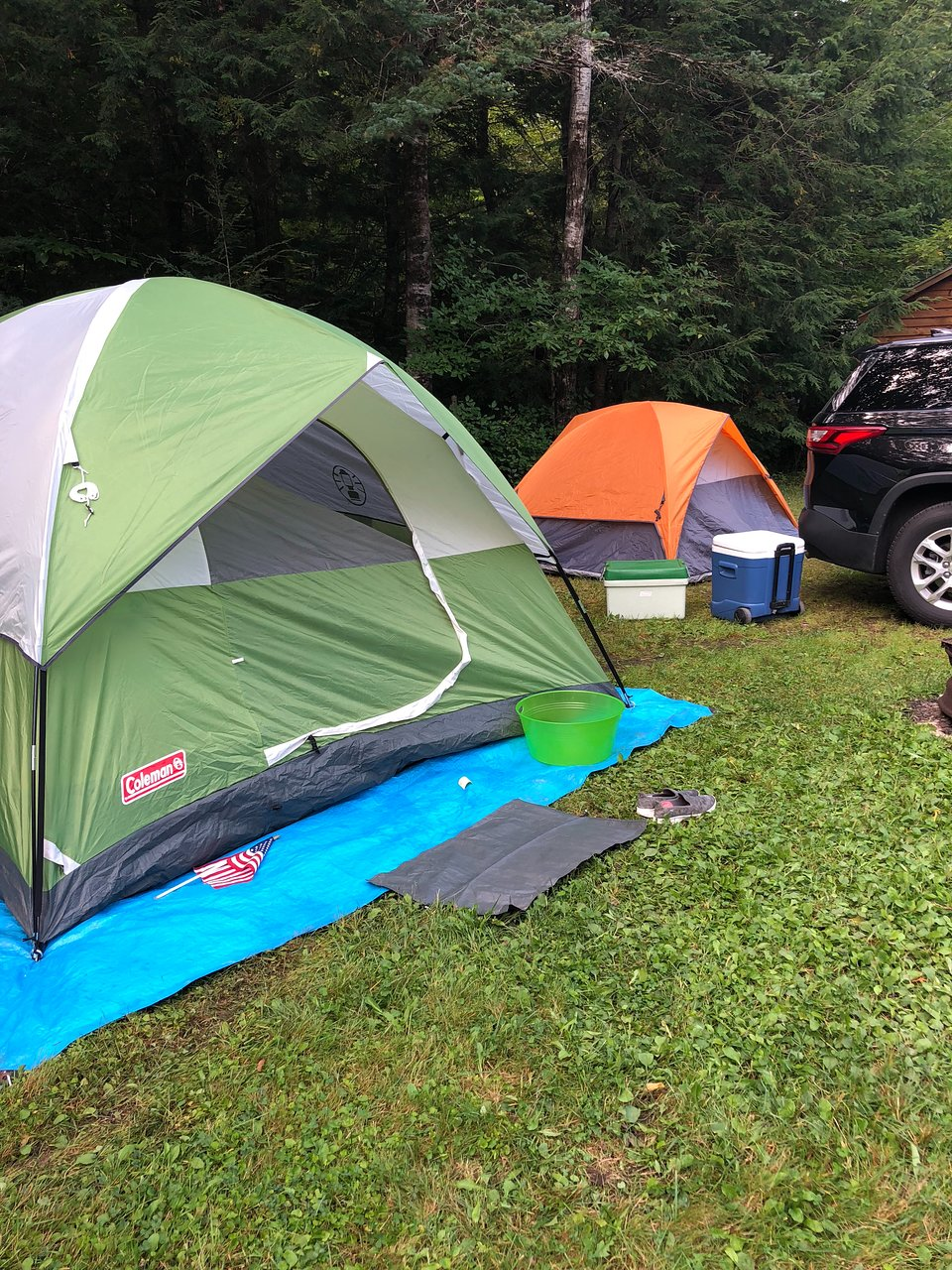 GREEN MEADOW CAMPING AREA - Campground Reviews (White Mountains, NH
