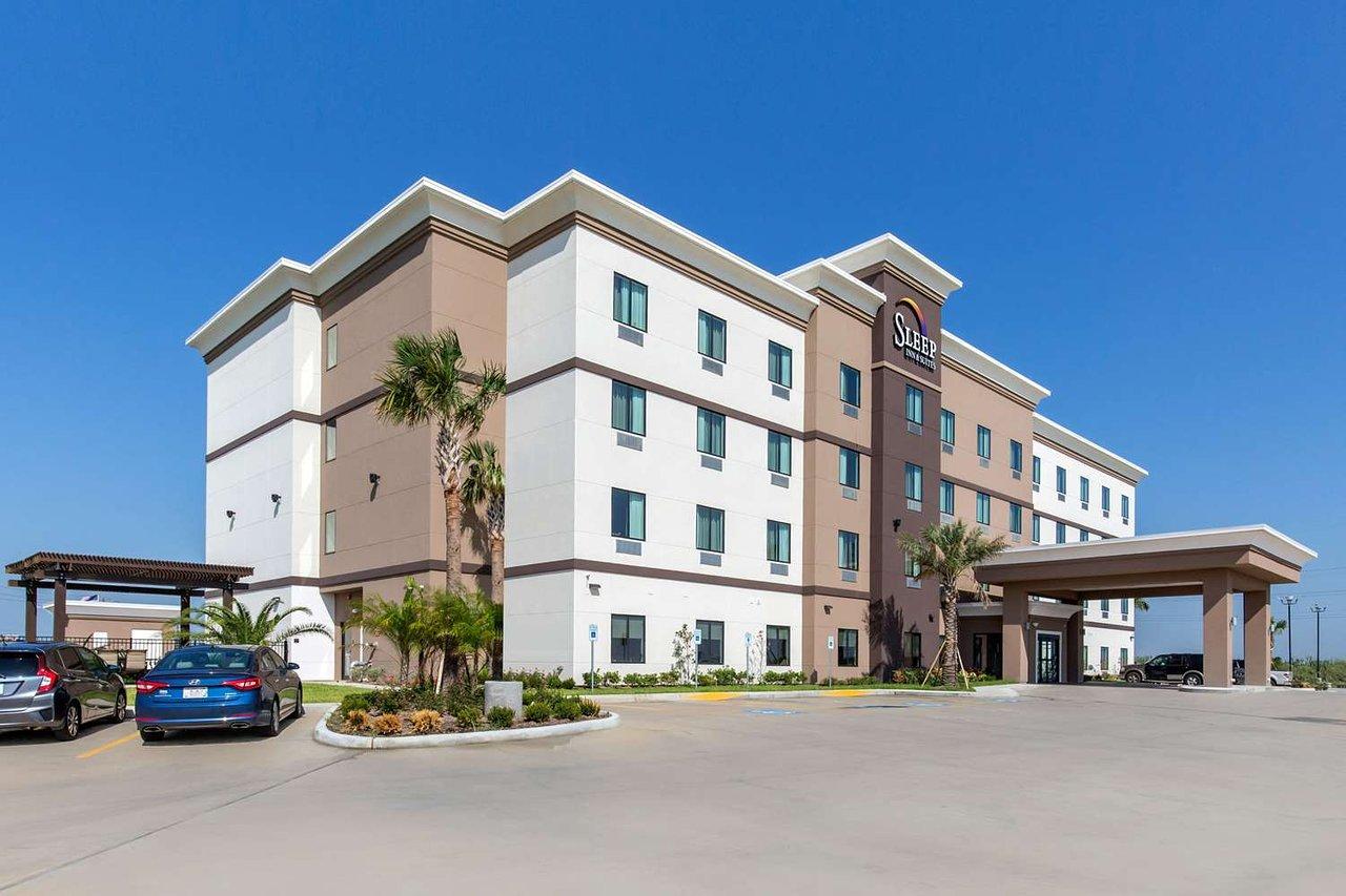Sleep Inn Suites Galveston Island 59 7 9 Updated 2020 Prices Hotel Reviews Tx Tripadvisor