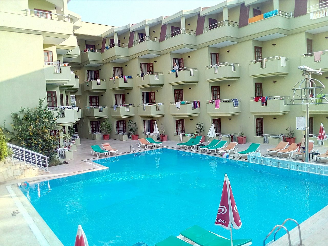 Hotel Ares City Hotel 3 (Turkey, Kemer) - review, rooms, beach and tourist reviews 22