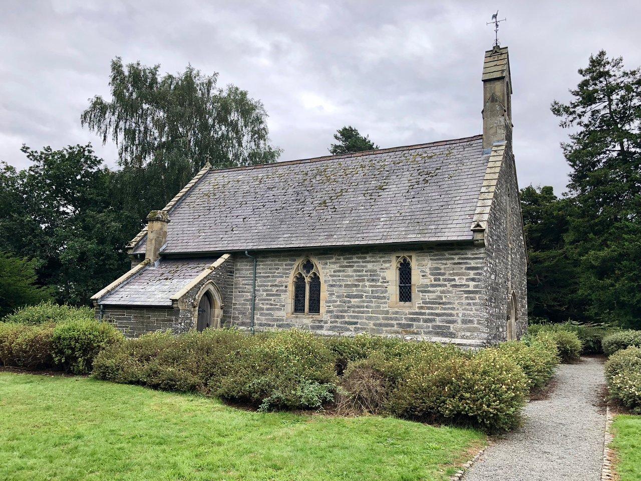 Rug Chapel, Corwen - Tripadvisor