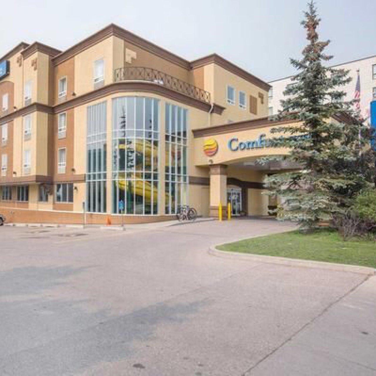 Comfort Inn Suites University C 8 3 72 Updated 2018 Prices Reviews Photos Calgary Alberta Motel Tripadvisor