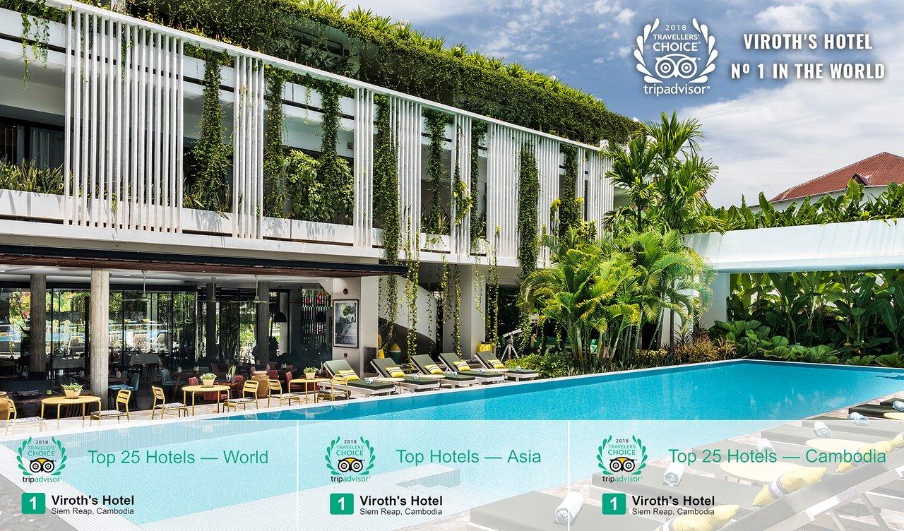 Viroth S Hotel Updated 2019 Prices Reviews Siem Reap Cambodia Tripadvisor