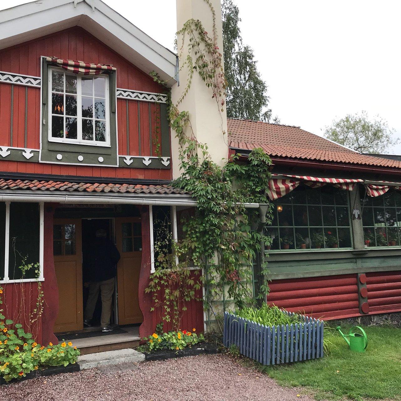 SUNDBORNSBYN - Dalarnas museum