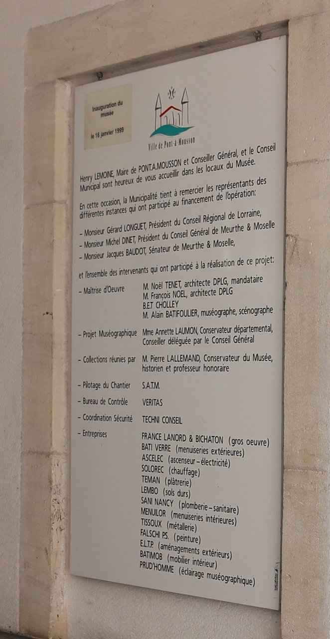 Architecte D Interieur Moselle musee au fil du papier (pont-a-mousson) - 2020 all you need
