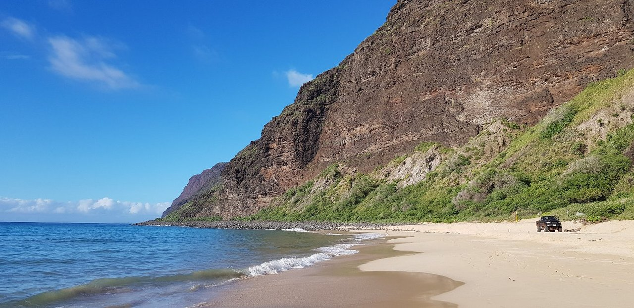 Road To Polihale