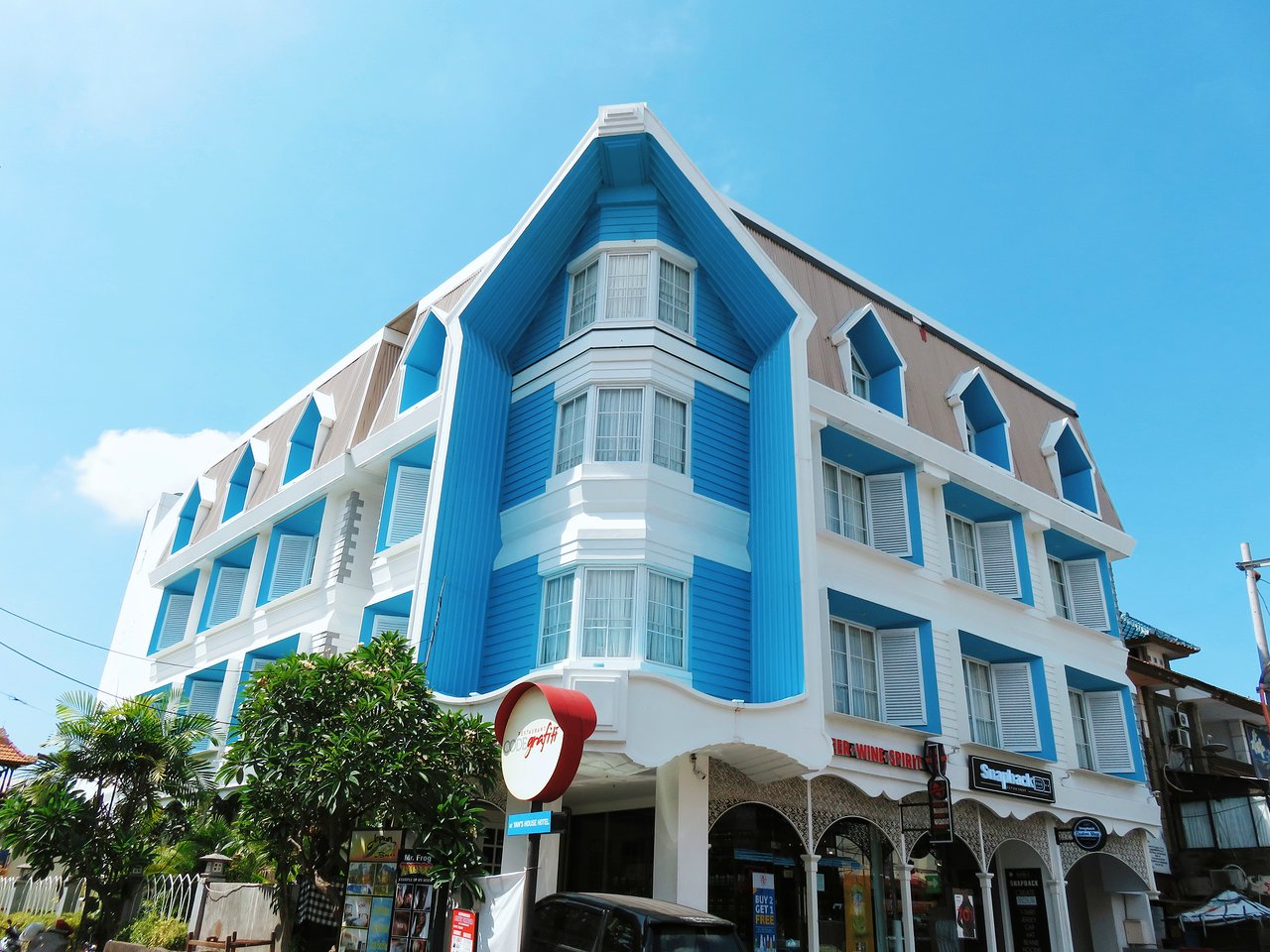 Yans House Hotel Au59 Au66 2018 Prices Reviews Bali Voucer Best Western Resort Kuta Photos Of Tripadvisor