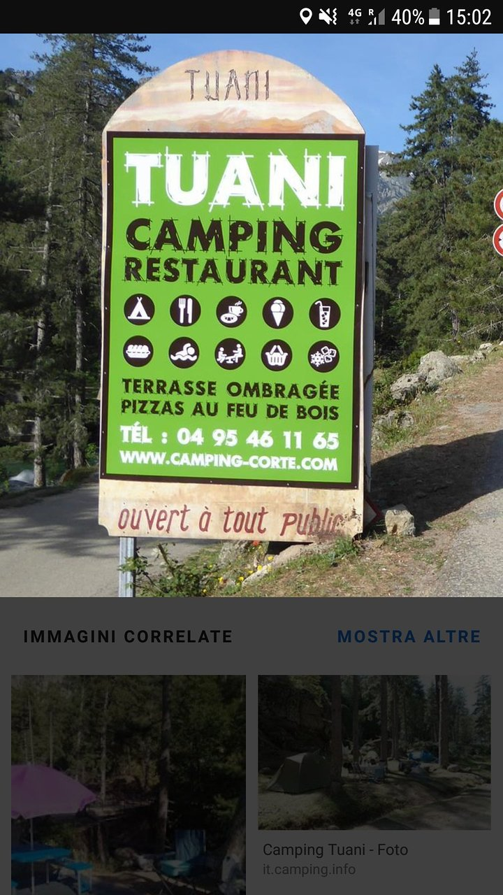 CAMPING TUANI - Campground Reviews (Corte, Corsica, France ...