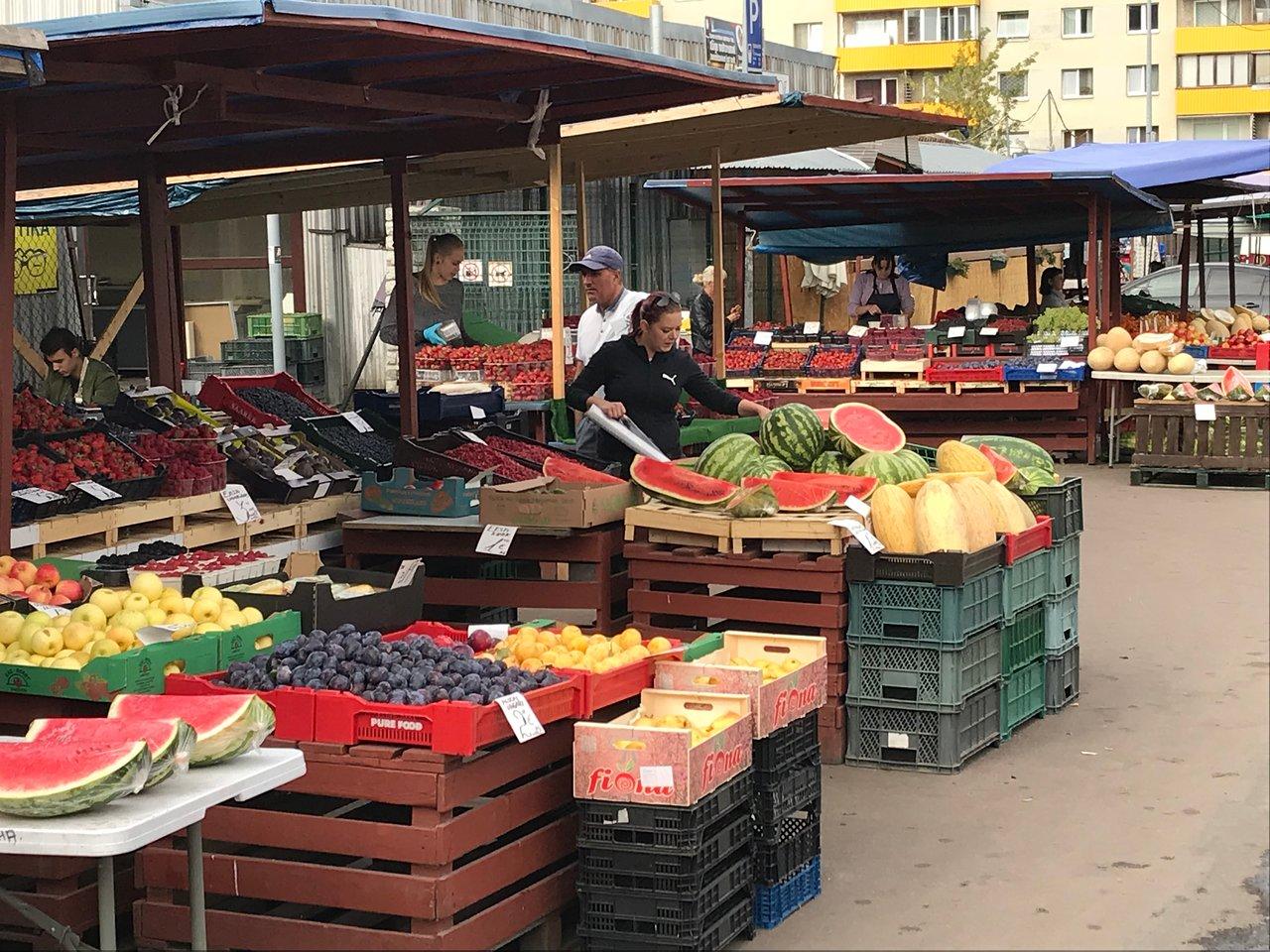 Central Market Keskturg Tallinna Viro Arvostelut