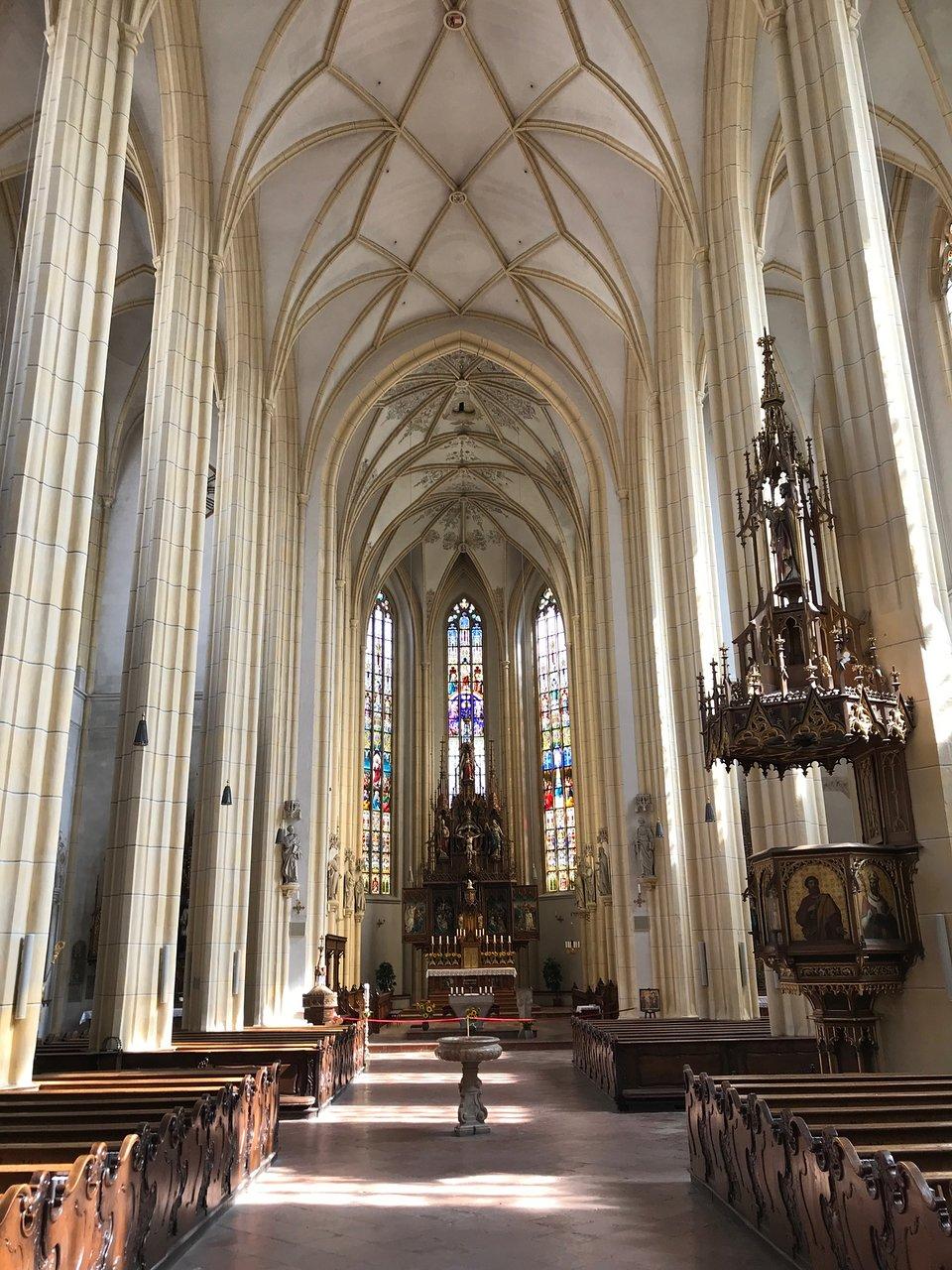 Wasserburg Am Inn Germania katholische stadtpfarrkirche st. jakob (wasserburg am inn