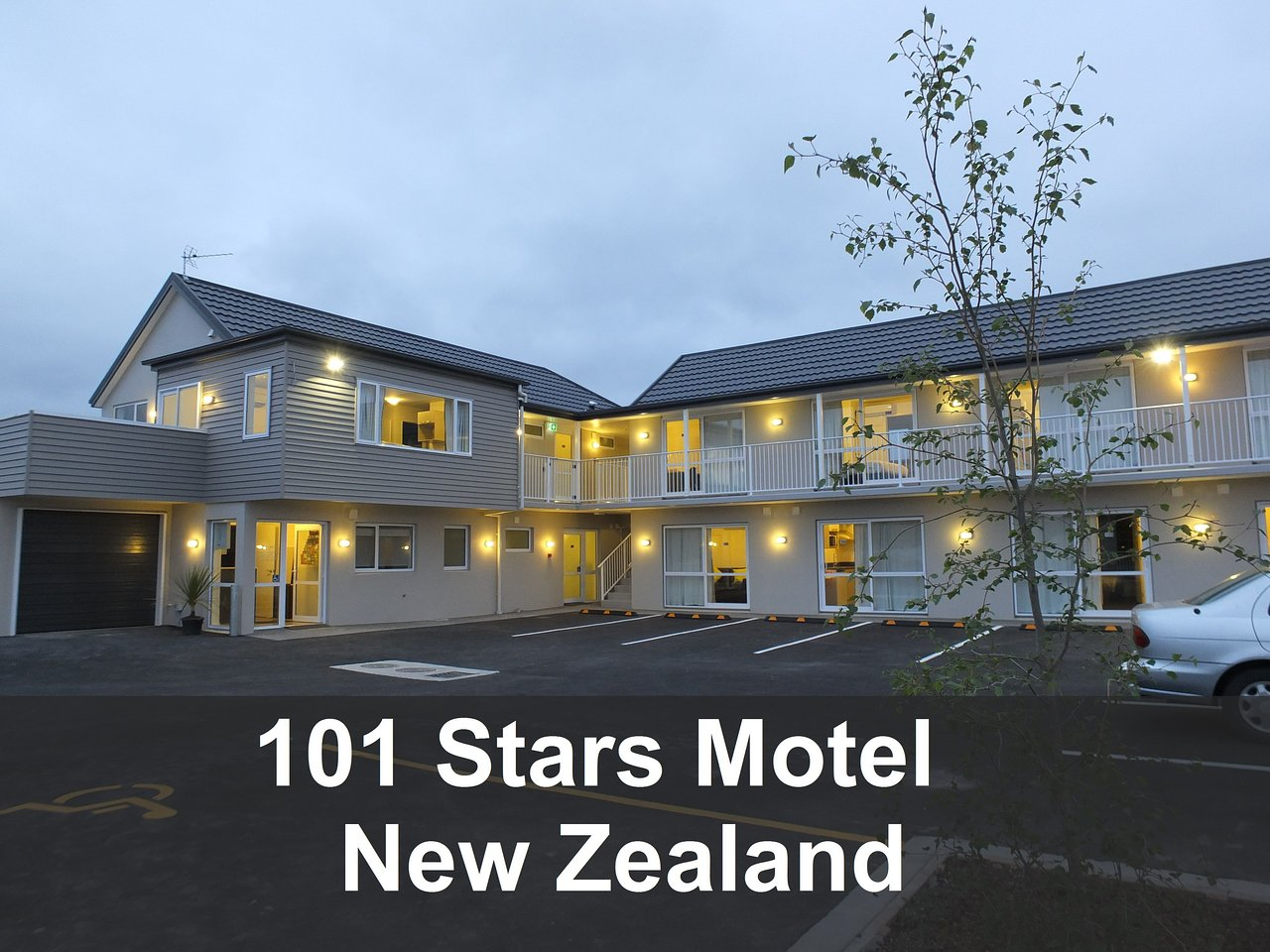 101 Stars Motel Prices Inn Reviews Christchurch New Zealand