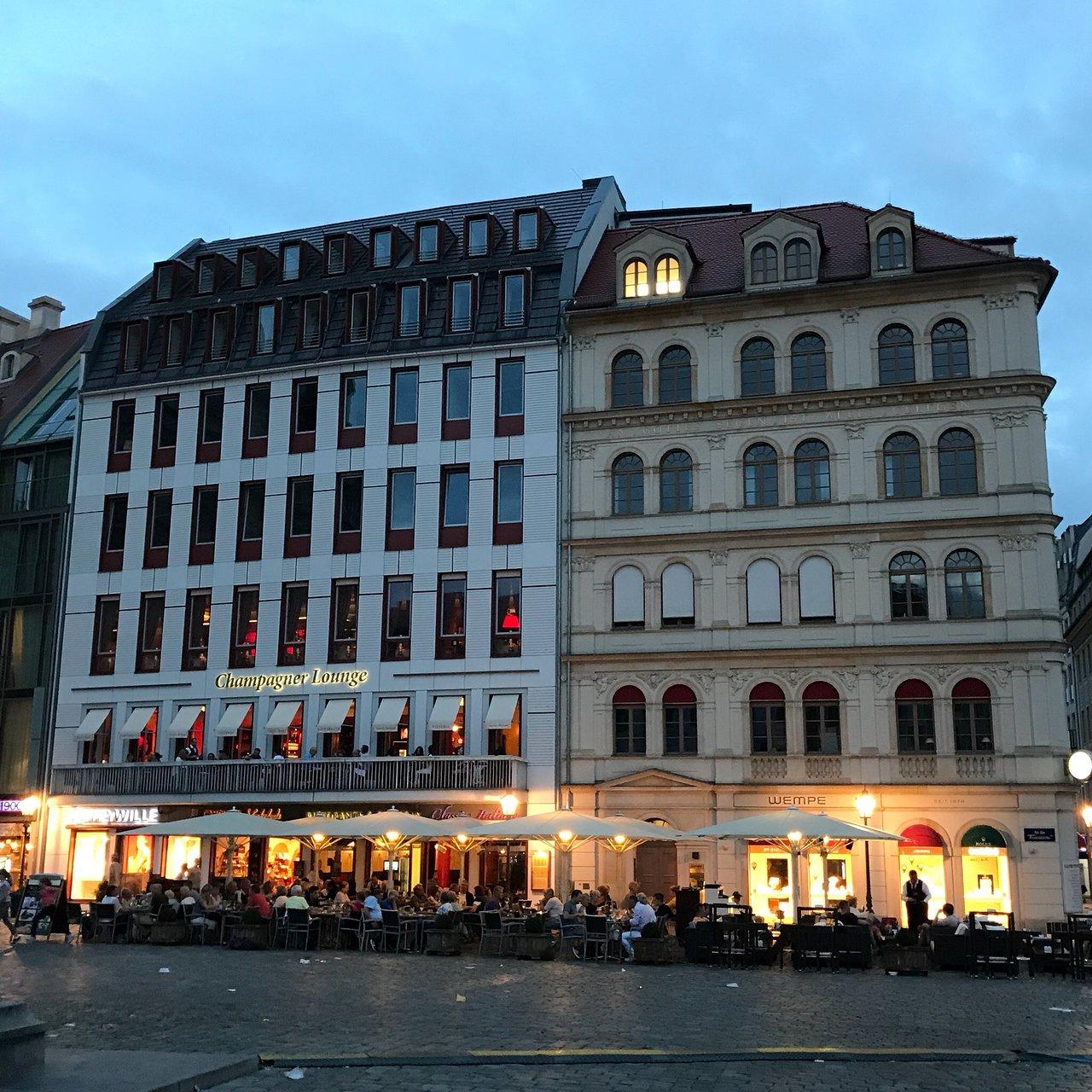 STEIGENBERGER HOTEL DE SAXE ab 97€ (1̶2̶1̶€̶): Bewertungen, Fotos ...
