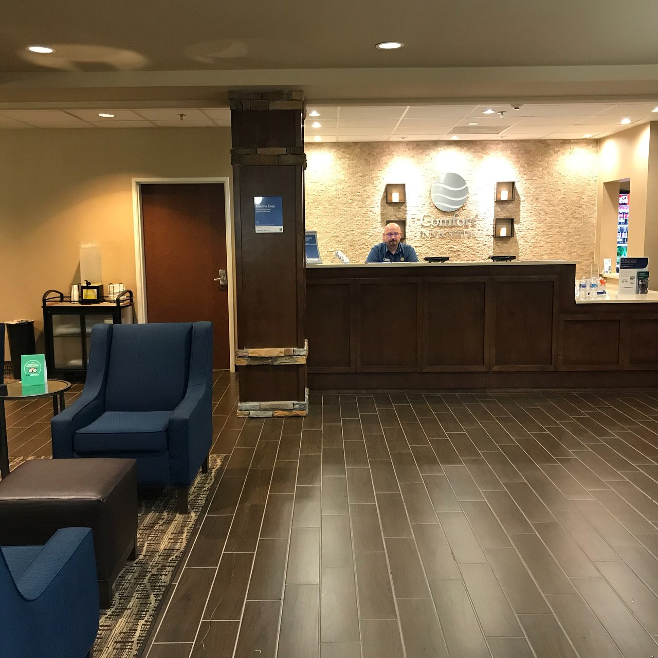Comfort Inn & Suites Lynchburg - UPDATED 2018 Prices, Reviews ...