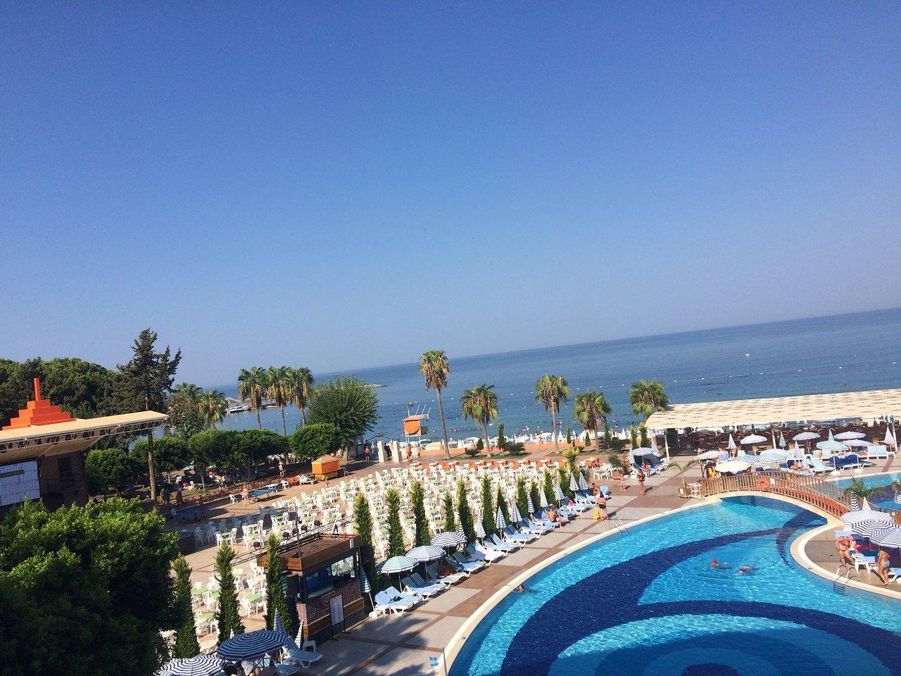 Incekum Beach Resort 5 (TurkeyAlanyaIndzhekum): description and reviews of tourists 67